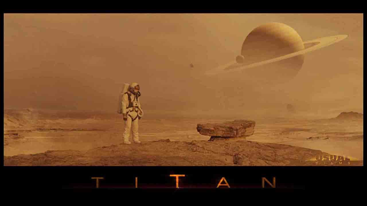 Cortometraje 'Titán' del Álvaro González. Montaje de José Ramón Lorenzo